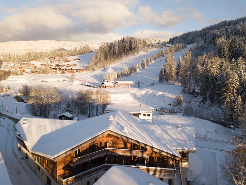 Magasin de location de ski éco-responsable - PUREXPERIENCE - Les Gets